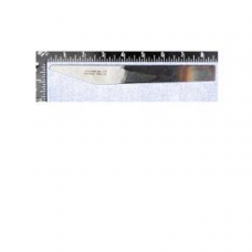 8-3/8-inch European-Style Clip-Point Knife with 3/4-inch-Wide Curved Blade.